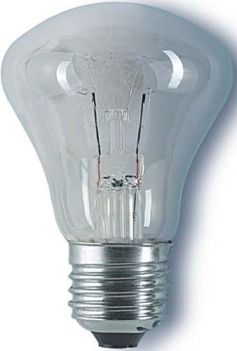 Radium Lampenwerk Krypton-Lampe klar SVA-K 75W/230/C/E27