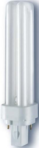Radium Lampenwerk Kompakt-Leuchtstofflampe RX-D 10W/830/G24D