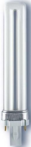 Radium Lampenwerk Leuchtstofflampe RX-S 7W/840/G23