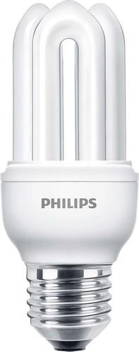 Philips Lighting Energiesparlampe 11W E27 GENIE 11W WW E27