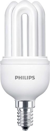 Philips Lighting Energiesparlampe GENIE 11W WW E14