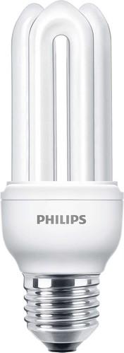 Philips Lighting Energiesparlampe 14W E27 warmweiß GENIE 14W WW E27