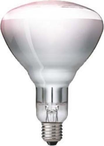 Philips Lighting Infrarot-Heizstrahler 250W E27 230-250V IR 250 CH