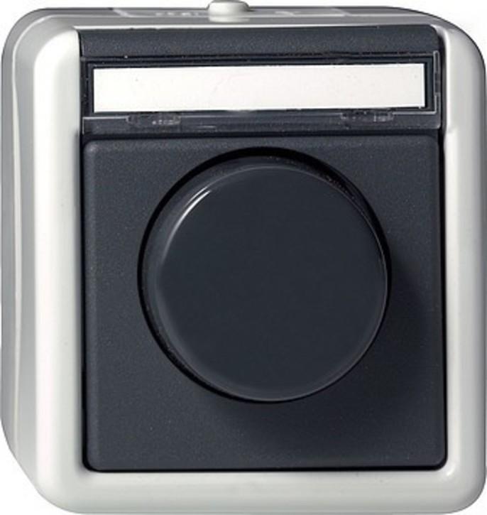 Gira Dimmer gr 450W, AP-WG 030130