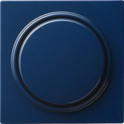 Gira Dimmer-Abdeckung bl S-Color 065046