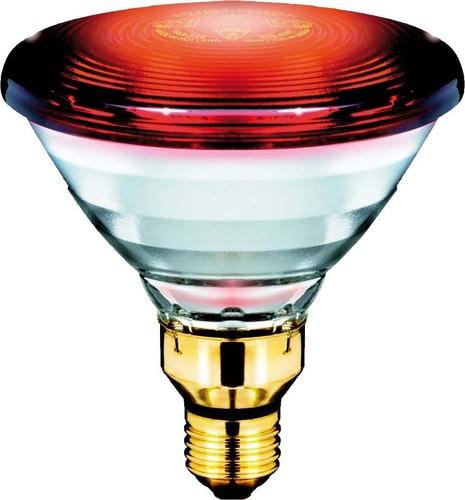 Philips Lighting IR-Reflektorlampe 230V E27 Infrared PAR38E 150W