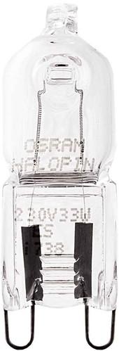 Osram LAMPE Halogenlampe HALOPIN ECO 20W 230V G9 66720 ECO