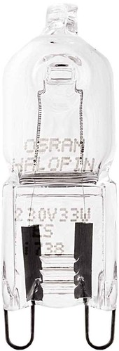 Osram LAMPE Halogenlampe HALOPIN ECO 60W 230V G9 66760 ECO