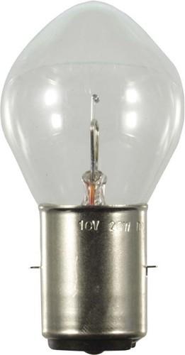 Scharnberger+Hasenbein Verkehrs-Signallampe 36x67 Ba20s 10V 20W 40933