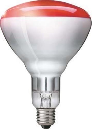 Philips Lighting Infrarot-Heizstrahler 230-250V E27 IR150RH BR125 250V