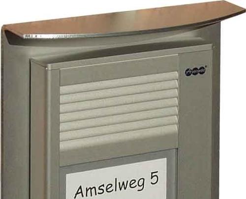 Auerswald Wetterschutzdach f.TFS-Dialog 100-Ser 90621