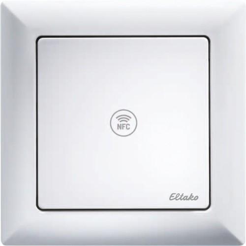 Eltako NFC-Sensor 55x55mm, rw/glänz NFCS55-wg