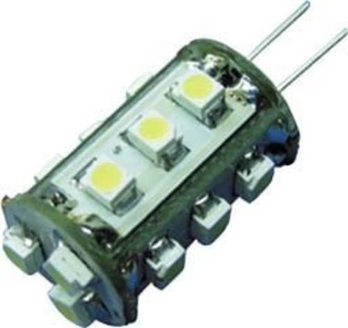 Scharnberger+Hasenbein LED-Leuchtmittel 13x34mm G4 10-30VAC/DC 6500K 34623
