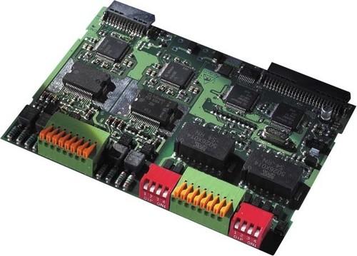 Agfeo Modulfrontplatte für AS 200 IT K Modul 524