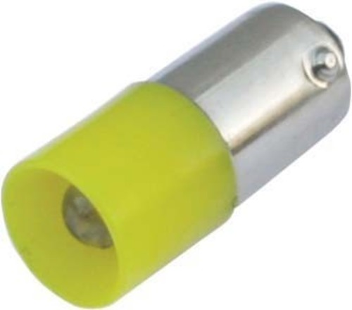 Scharnberger+Hasenbein Standard-LED 5mm 10x25mm 235V 3W Ba9s rot 37405