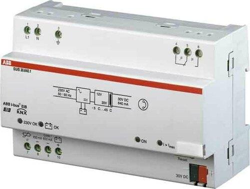 ABB Stotz S&J Unterb.EIB-Spannungsvers. 640mA REG SU/S30.640.1
