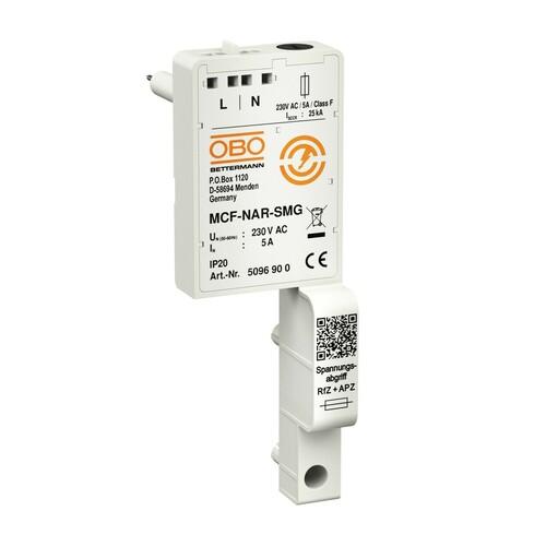 OBO Bettermann Vertr Adapter f.Spannungsabgriff für MCF-NAR Serie MCF-NAR-SMG