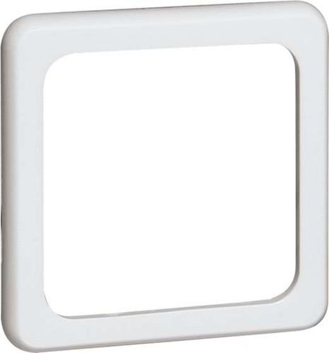 Peha Rahmen 1-fach reinweiß waage/senkrecht D 80.671.02
