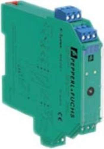 Pepperl+Fuchs Fabrik Messumformer KFD2-UT2-Ex1