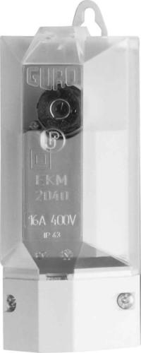 Krüger-Werke GmbH Übergangs/Sicherungskasten EKM 2040/94355