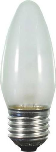 Scharnberger+Hasenbein Kerzenlampe 35x100mm E27 230V 15W matt 40903