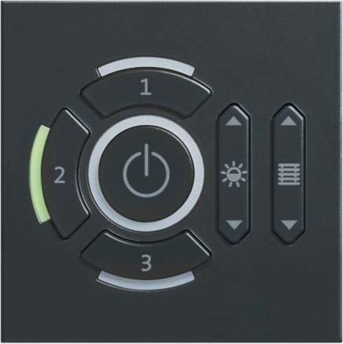 Zumtobel Group Bediengerät anthr f. Lichtsteuerung LM-CCB 1/2/3 Li/Be