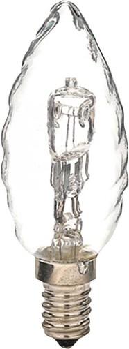 Scharnberger+Hasenbein Halogenlampe Xenon 35x100 E14 230-240V 28Wklar 42909