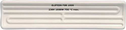 Scharnberger+Hasenbein Infrarot-Flächenstrahler 230V 250W 400°C weiß 46632