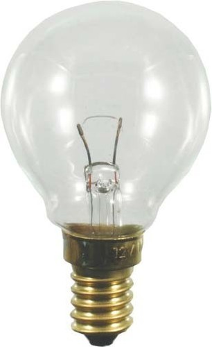 Scharnberger+Hasenbein Tropfenlampe 45x75mm E14 24V 25W klar 48292
