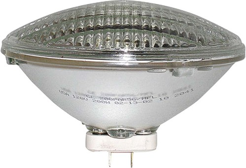 Scharnberger+Hasenbein Halogen-Reflektorlampe PAR64 GX16d240V1000W 82584