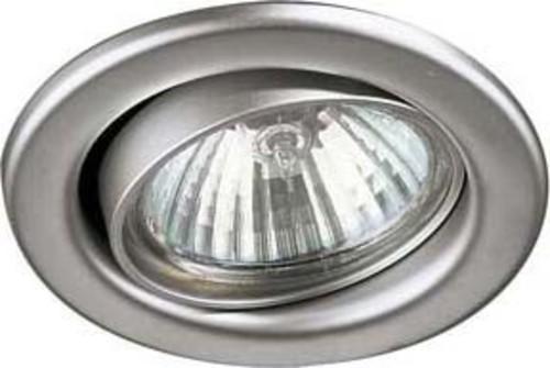 Brumberg Leuchten Einbauleuchte beweglich 50W chr 00203402