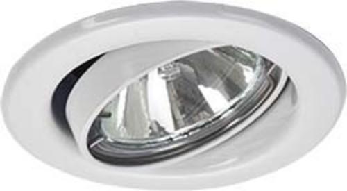 Brumberg Leuchten Einbauleuchte beweglich 50W weiß 00203407