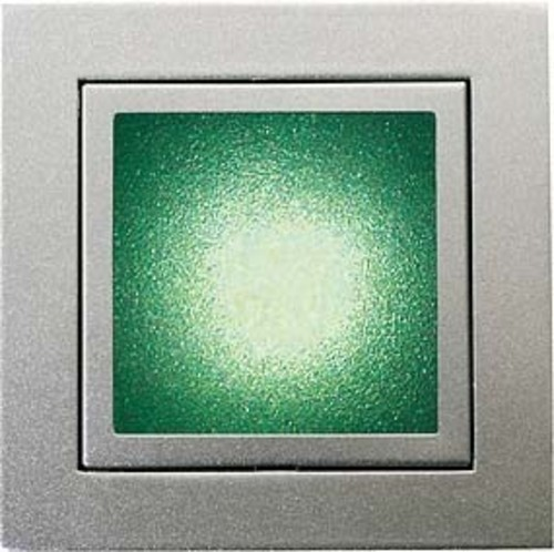 Brumberg Leuchten LED-Wand-EB-Leuchte aluminium Power-LED weiß, 1W 00P3730W