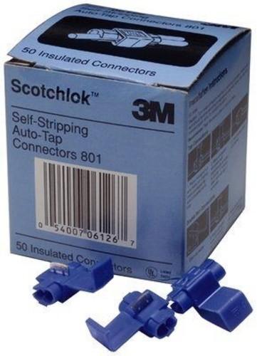 3M Deutschland Scotchlok Abzweigverbinder 600V max. 4A/1,5mm² 567, braun (VE100)