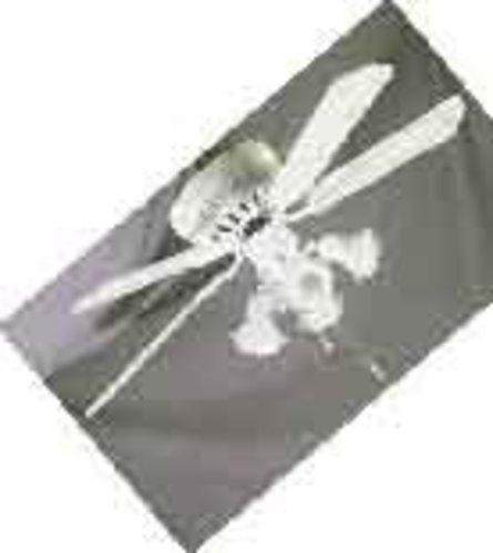 DeKo Ventilator weiß/weiß BC 837 White Liane