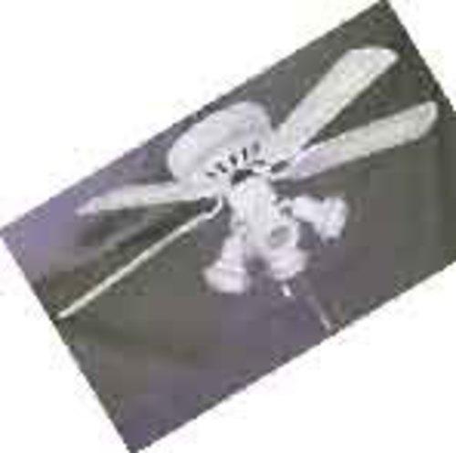 DeKo Ventilator weiß/weiß 103cm BC 838 White Liane