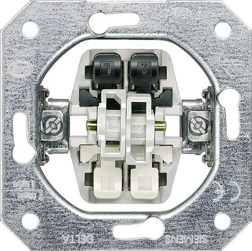 Siemens Indus.Sector Serien-Schaltereinsatz Delta 5TA2155