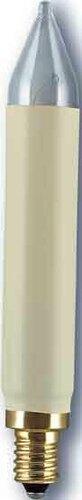 Osram LAMPE Ersatz-Kerzenlampe 3W 15V E10 6131