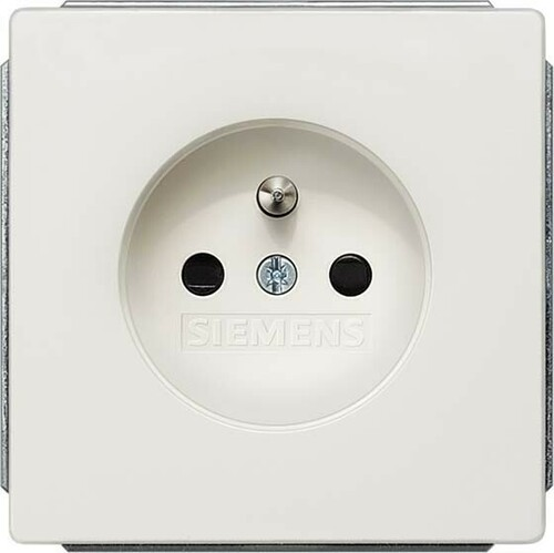 Siemens Indus.Sector Steckdose 2pol. 10/16A Delta Style, tws 5UB1367