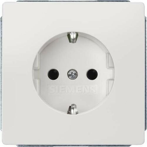 Siemens Indus.Sector Schuko-Steckdose Delta Style, tws 5UB1855