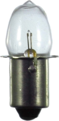 Scharnberger+Hasenbein Olivformlampe 11,5x30,5mm P13,5s 6,0V 0,5A 93460