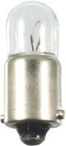 Scharnberger+Hasenbein Röhrenlampe 9x23mm BA9s 24V 2W 23036