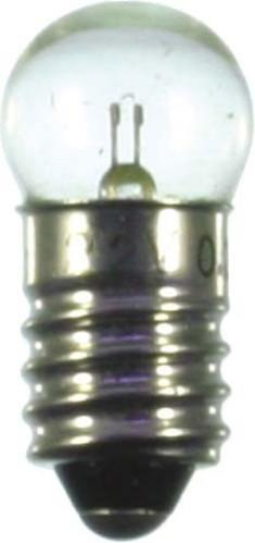 Scharnberger+Hasenbein Minilampe 11x23mm E10 6V 50mA 24313