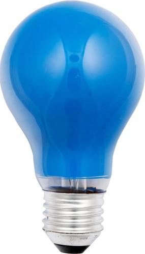 Scharnberger+Hasenbein Glühlampe B60x105mm E27 230V 25W blau 40248