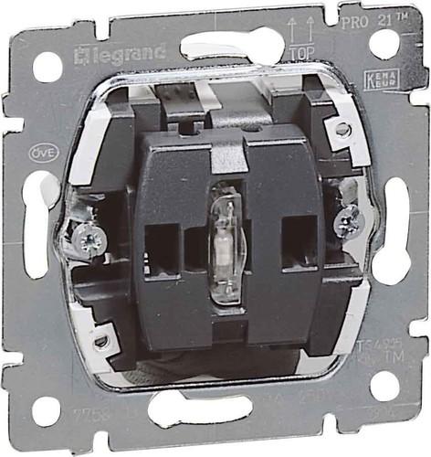 Legrand (BT) Wipptaster-Einsatz Schliesser 1-polig 775813