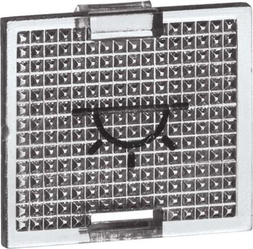 Peha Ersatzsymbol LICHT kl tr für Tasterwippen D 655 L