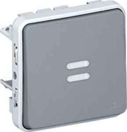 Legrand (BT) Aus-Wechselschalter gr AP, 10A,250V, IP55 69512