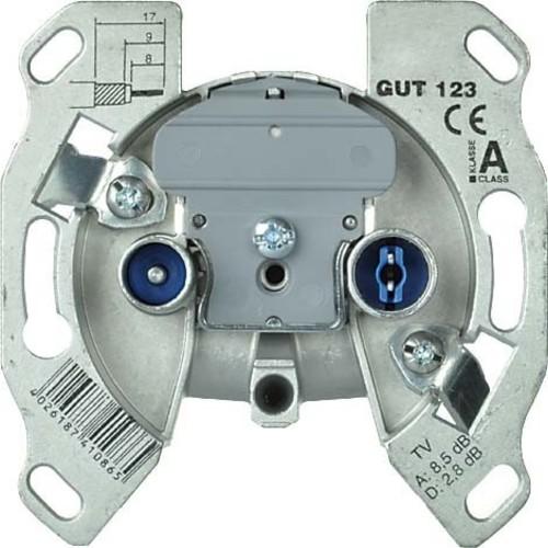 Elso Antennensteckdose 862MHZ Stammleitung 8 dB 162220