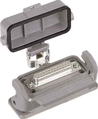 Harting Adapter-Kunststoff f.1xD-Sub 09 20 000 9932