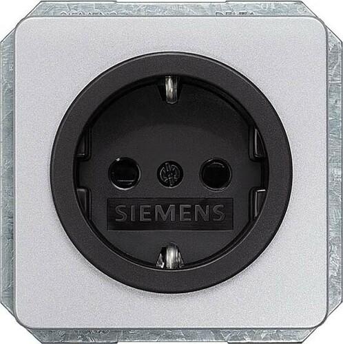 Siemens Indus.Sector Delta profil Schuko Steckdose 10/16A 25 5UB1465